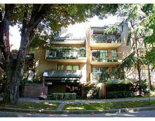 Main Photo: 102 1169 NELSON Street in Vancouver: West End VW Condo for sale (Vancouver West)  : MLS®# V626389