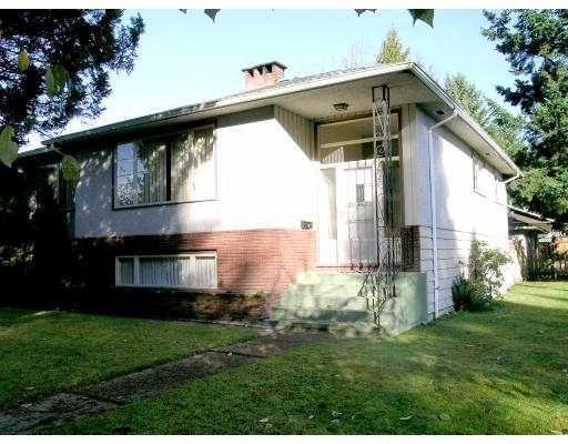 Main Photo: 1721 LAURIER AV in Port Coquiltam: Glenwood PQ House for sale (Port Coquitlam)  : MLS®# V563187