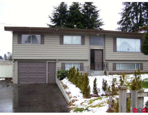 Main Photo: 32570 BEVAN Avenue in Abbotsford: Abbotsford West House for sale : MLS®# F2803166