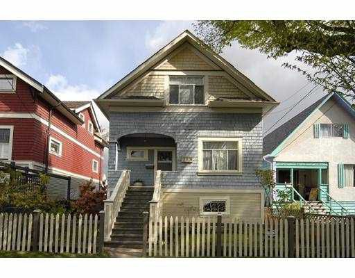 Main Photo: 303 E 32ND Avenue in Vancouver: Main House for sale (Vancouver East)  : MLS®# V706111