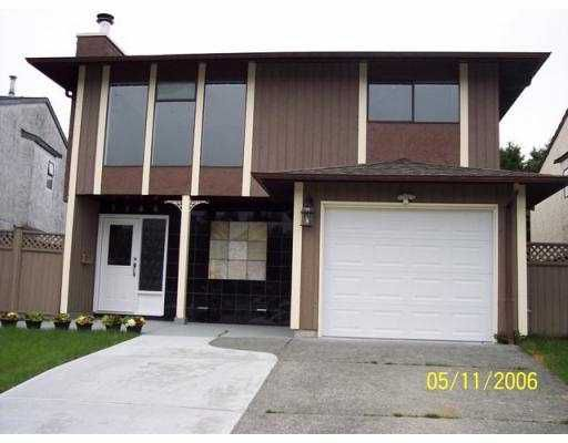 """Main Photo: 3186 TOBA Drive in Coquitlam: New Horizons House for sale in """"NEW HORIZON"""" : MLS®# V630781"""