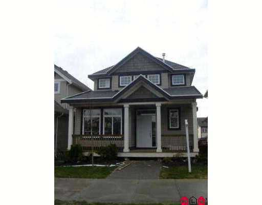 Main Photo: 19920 72ND Avenue in Langley: Willoughby Heights House for sale : MLS®# F2705102