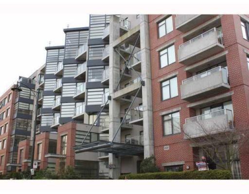 """Photo 1: Photos: # 409 2228 MARSTRAND AV in Vancouver: Condo for sale in """"Solo"""" : MLS®# V817305"""