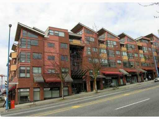 "Main Photo: # 511 345 LONSDALE AV in North Vancouver: Lower Lonsdale Condo for sale in ""THE MET"" : MLS®# V892877"
