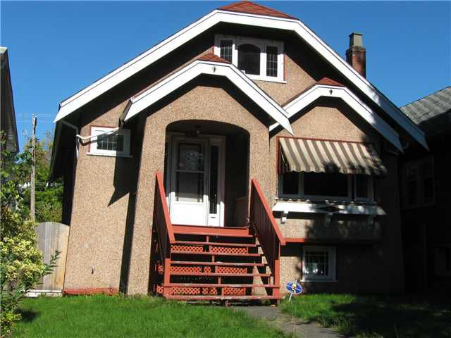 Main Photo: 3677 W 30 Avenue in vancouver: Dunbar House for sale (Vancouver West)  : MLS®# v852858