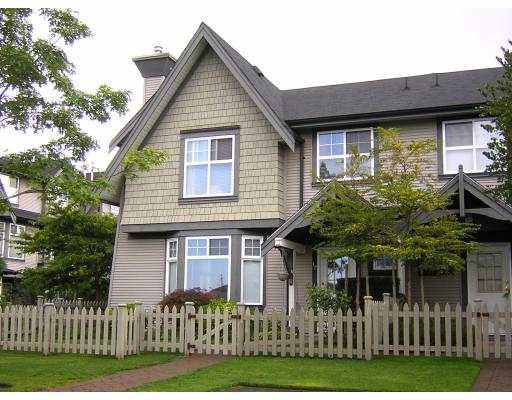 """Main Photo: 12 6888 ROBSON Drive in Richmond: Terra Nova Townhouse for sale in """"STANDFORD PLACE"""" : MLS®# V640739"""