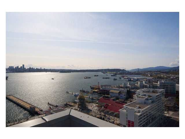 Main Photo: 2302 188 E Esplanade Street in North Vancouver: Lower Lonsdale Condo for sale : MLS®# V821505
