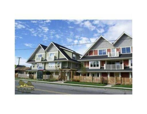 Main Photo: # 15 333 E 33RD AV in Vancouver: Home for sale : MLS®# V883499