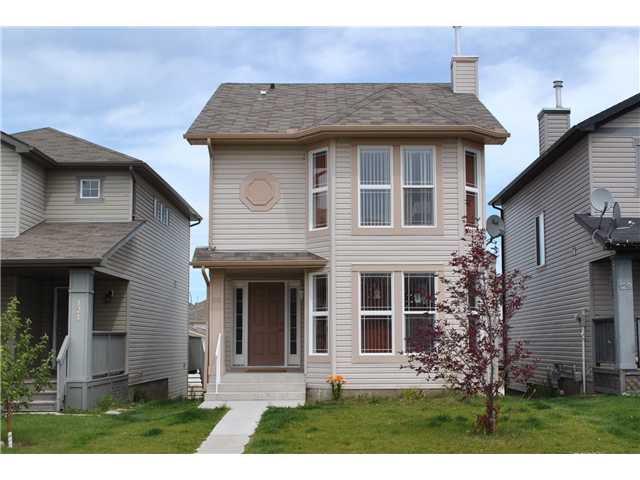 Main Photo: 125 SADDLECREST PA NE in CALGARY: Saddleridge Residential Detached Single Family for sale (Calgary)  : MLS®# C3485866
