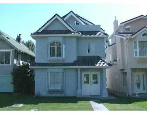 Main Photo: 3528 William in Vancouver: House for sale (Vancouver East)