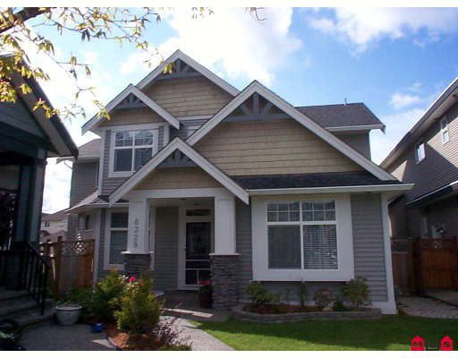 Main Photo: 6328 167B Street in Surrey: Cloverdale BC House for sale (Cloverdale)  : MLS®# F2812255