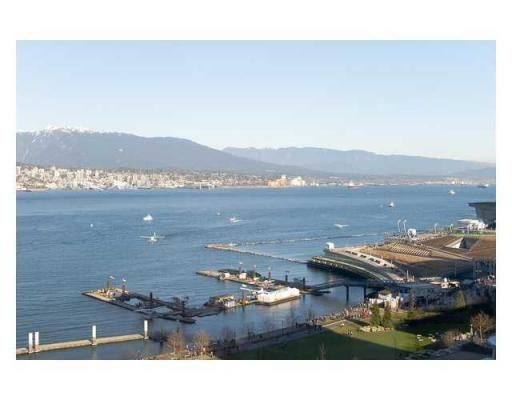 Main Photo: # 1502 1205 W HASTINGS ST in Vancouver: Condo for sale : MLS®# V850025