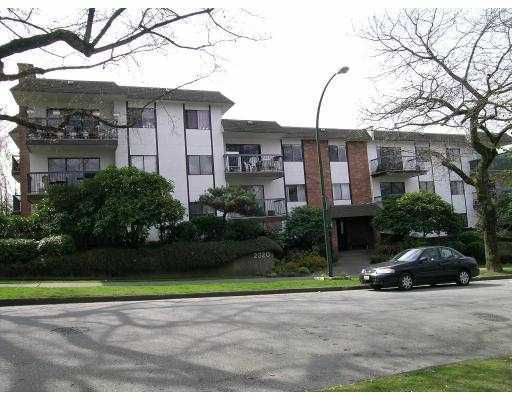 """Main Photo: 109 2320 TRINITY Street in Vancouver: Hastings Condo for sale in """"TRINITY MANOR"""" (Vancouver East)  : MLS®# V670720"""