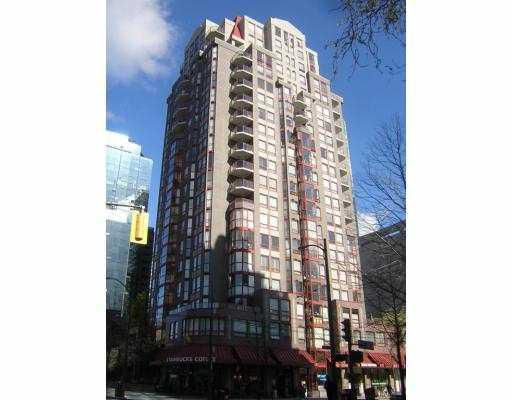 Main Photo: 601 811 HELMCKEN Street in Vancouver: Downtown VW Condo for sale (Vancouver West)  : MLS®# V681969