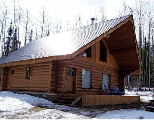 """Main Photo: 0 MILE 422 ALASKA Highway in Fort_Nelson: Fort Nelson - Remote House for sale in """"TOAD RIVER"""" (Fort Nelson (Zone 64))  : MLS®# N181989"""