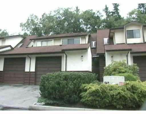Main Photo: 19 12227 Skillen Street in Maple Ridge: Townhouse for sale : MLS®# v713255