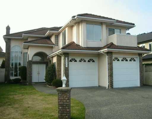 Main Photo: 7318 BAFFIN Court in Richmond: Quilchena RI House for sale : MLS®# V628610