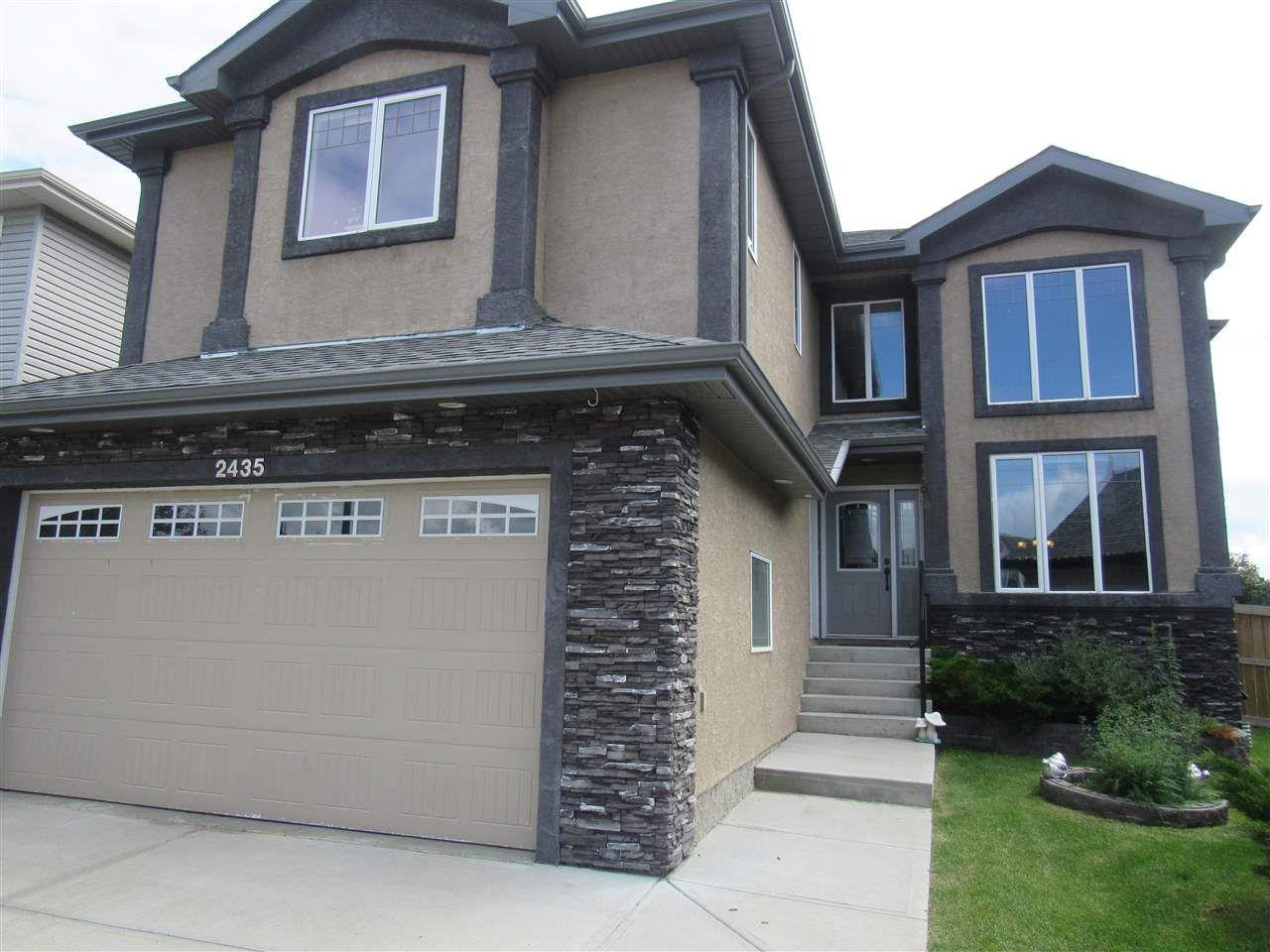 Main Photo: 2435 HAGEN Way in Edmonton: Zone 14 House for sale : MLS®# E4165714
