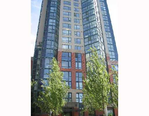 """Main Photo: 2005 289 DRAKE Street in Vancouver: Downtown VW Condo for sale in """"PARKVIEW TOWER"""" (Vancouver West)  : MLS®# V661632"""