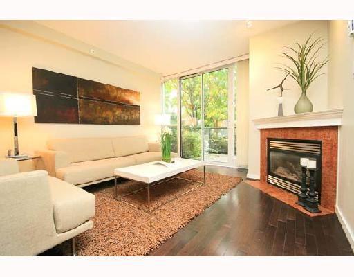"""Main Photo: 1413 W 6TH Avenue in Vancouver: False Creek Townhouse for sale in """"MODENA"""" (Vancouver West)  : MLS®# V673775"""