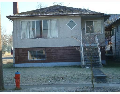 Main Photo: 4804 SLOCAN Street in Vancouver: Collingwood VE House for sale (Vancouver East)  : MLS®# V685694