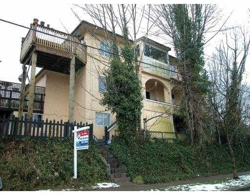 Main Photo: 3005 ST CATHERINES Street in Vancouver: Mount Pleasant VE House for sale (Vancouver East)  : MLS®# V686387