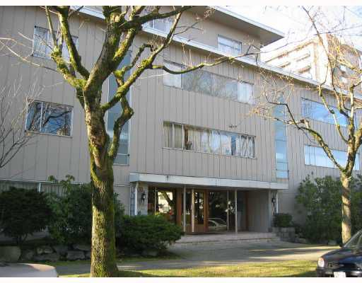 Main Photo: 303 2825 SPRUCE Street in Vancouver: Fairview VW Condo for sale (Vancouver West)  : MLS®# V687821