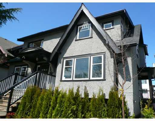 Main Photo: 2457 W 5TH Avenue in Vancouver: Kitsilano Townhouse for sale (Vancouver West)  : MLS®# V702402
