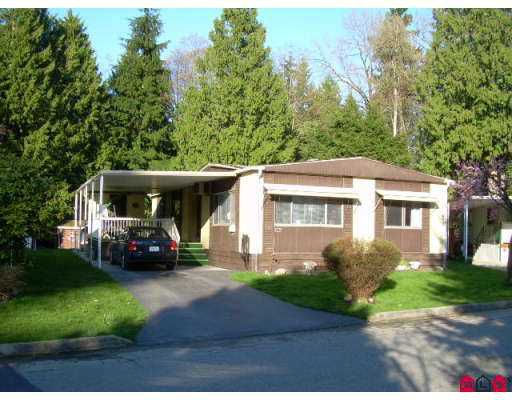 "Main Photo: 7790 KING GEORGE Highway in Surrey: East Newton Manufactured Home for sale in ""Crispen Bays"" : MLS®# F2707565"