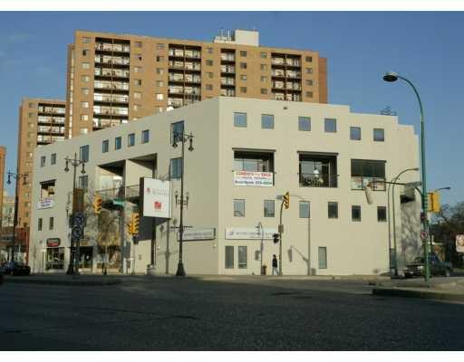 Main Photo: 309 520 Portage Avenue in WINNIPEG: Central Winnipeg Condominium for sale : MLS®# 2703044