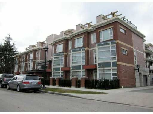 "Main Photo: 6611 Eckersley Road in Richmond: Brighouse Condo for sale in ""MODENA"" : MLS®# V874687"