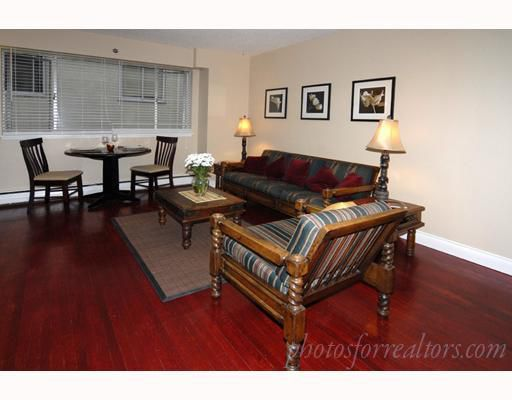 "Main Photo: 203 1050 JERVIS Street in Vancouver: West End VW Condo for sale in ""JERVIS MANOR"" (Vancouver West)  : MLS®# V674973"