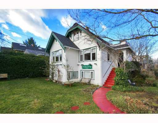 Main Photo: 205 W 14TH Avenue in Vancouver: Mount Pleasant VW House for sale (Vancouver West)  : MLS®# V689123