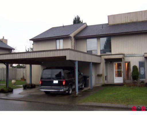Main Photo: 269 32550 MACLURE Road in Abbotsford: Abbotsford West Townhouse for sale : MLS®# F2805737