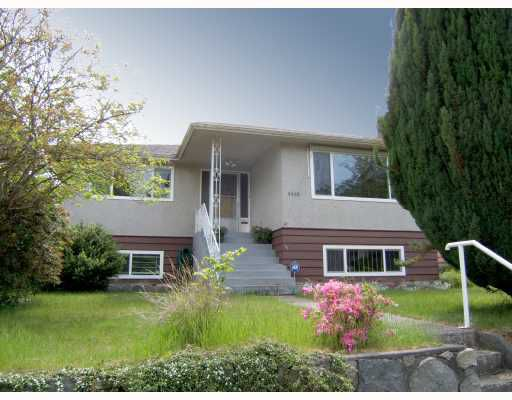 "Main Photo: 6060 INVERNESS Street in Vancouver: Knight House for sale in ""KNIGHT"" (Vancouver East)  : MLS®# V713054"