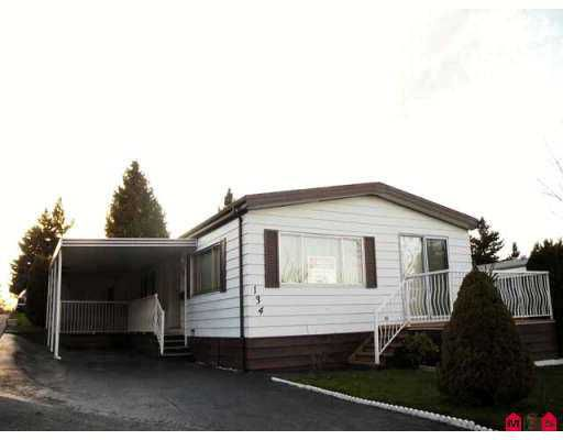 "Main Photo: 134 8224 134 Street in Surrey: Queen Mary Park Surrey Manufactured Home for sale in ""Squiregate"" : MLS®# F2706147"
