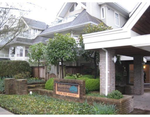 Main Photo: # 305 3638 RAE AV in Vancouver: Condo for sale : MLS®# V812988