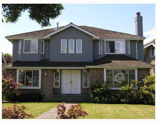 Main Photo: 2978 W 38TH Avenue in Vancouver: Kerrisdale House for sale (Vancouver West)  : MLS®# V653723