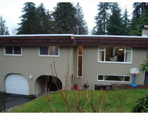 Main Photo: 1053 DORAN RD in North Vancouver: Lynn Valley House for sale : MLS®# V798500