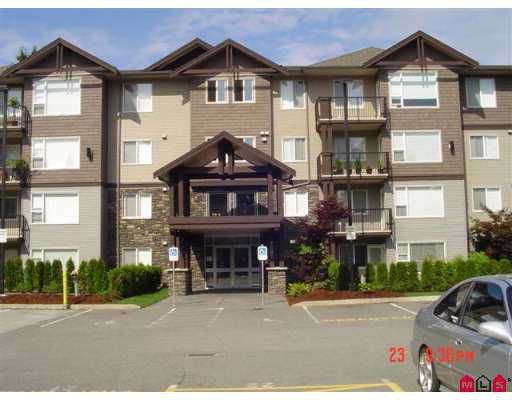 """Main Photo: 111 2581 LANGDON Street in Abbotsford: Abbotsford West Condo for sale in """"COBBLESTONE"""" : MLS®# F2719447"""