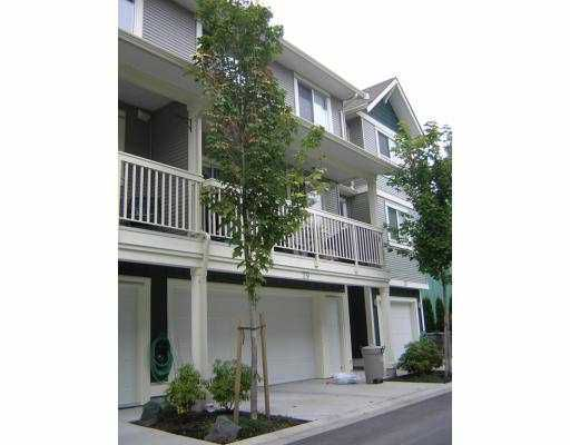 """Main Photo: 29 5999 ANDREWS Road in Richmond: Steveston South Townhouse for sale in """"RIVER WIND"""" : MLS®# V670365"""