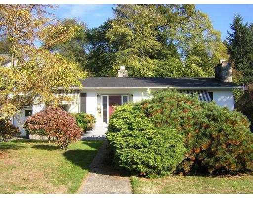 Main Photo: 2030 MAHON Avenue in North_Vancouver: Central Lonsdale House for sale (North Vancouver)  : MLS®# V683582