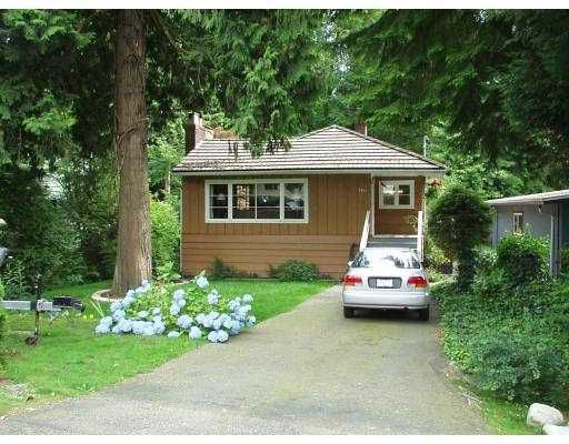 Main Photo: 1511 PAISLEY RD in North Vancouver: Capilano NV House for sale : MLS®# V548798