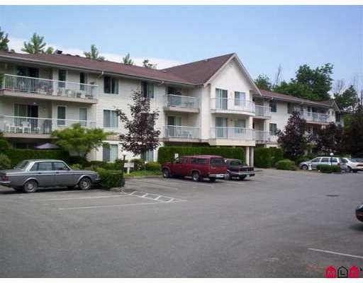 Main Photo: # 113 2130 MCKENZIE RD in Abbotsford: Central Abbotsford Condo for sale : MLS®# F2923720