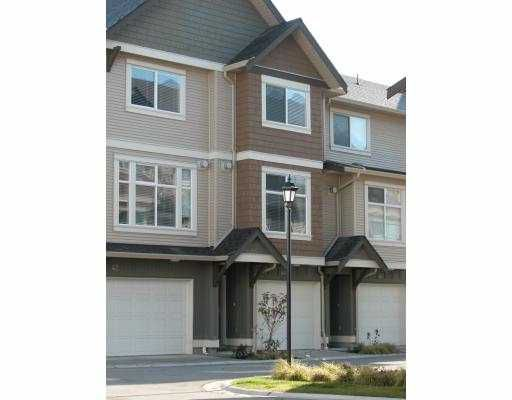 Main Photo: 41 12251 NO 2 Road in Richmond: Steveston South Townhouse for sale : MLS®# V678476
