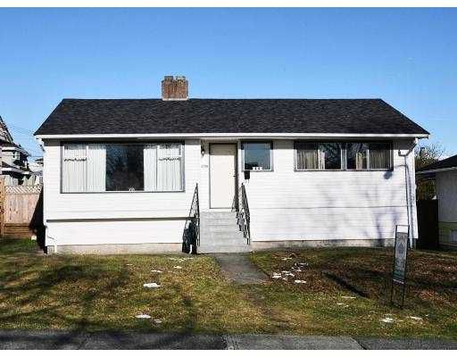 Main Photo: 3749 NITHSDALE Street in Burnaby: Burnaby Hospital House for sale (Burnaby South)  : MLS®# V684900