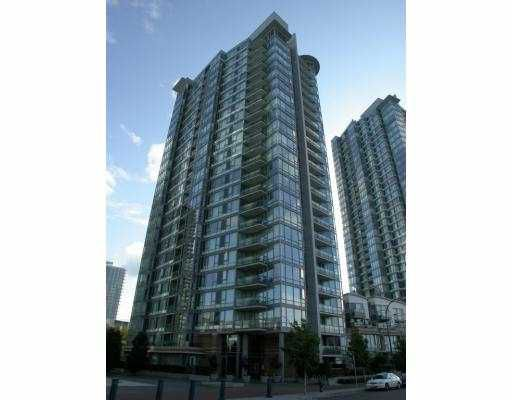 """Main Photo: 1805 1067 MARINASIDE CR in Vancouver: False Creek North Condo for sale in """"QUAYWEST II"""" (Vancouver West)  : MLS®# V551898"""