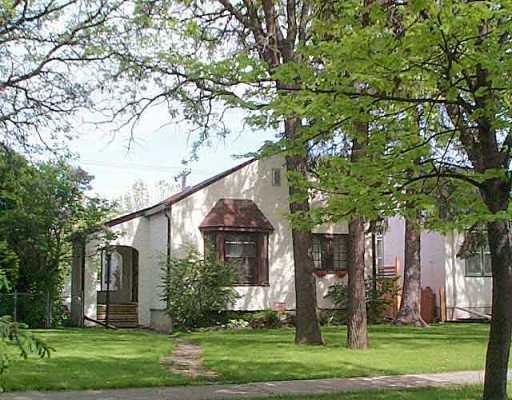 Main Photo: 124 HILL Street in Winnipeg: St Boniface Single Family Detached for sale (South East Winnipeg)  : MLS®# 2508135