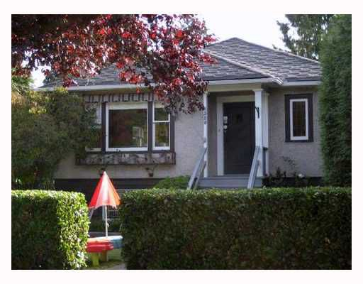 Main Photo: 6520 VINE Street in Vancouver: S.W. Marine House for sale (Vancouver West)  : MLS®# V667789