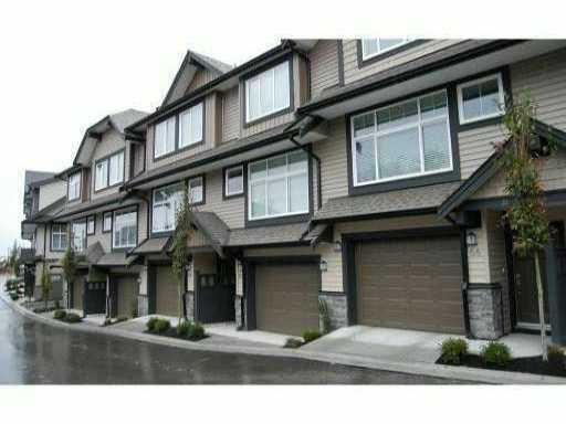 "Main Photo: # 129 13819 232ND ST in Maple Ridge: Silver Valley Condo for sale in ""BRIGHTON"" : MLS®# V871625"